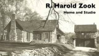 R. Harold Zook Home & Studio Move