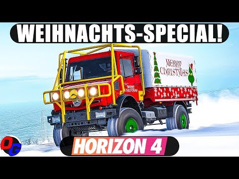 Weihnachts-Special Folge – FORZA HORIZON 4 Gameplay German | Lets Play 4K 60FPS Deutsch thumbnail