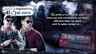 """J. Alvarez Ft. Jory - """"Me Tienes Loco"""" con Letra ★New Romantic Reggaeton 2012★"""