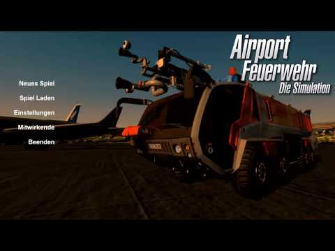 Let's play Airport Fire Department - The Simulation #1