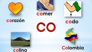 Mi Jardin Infantil: Syllables with Hard C thumbnail