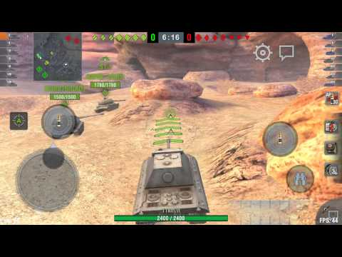 World Of Tanks Blitz Ep.1
