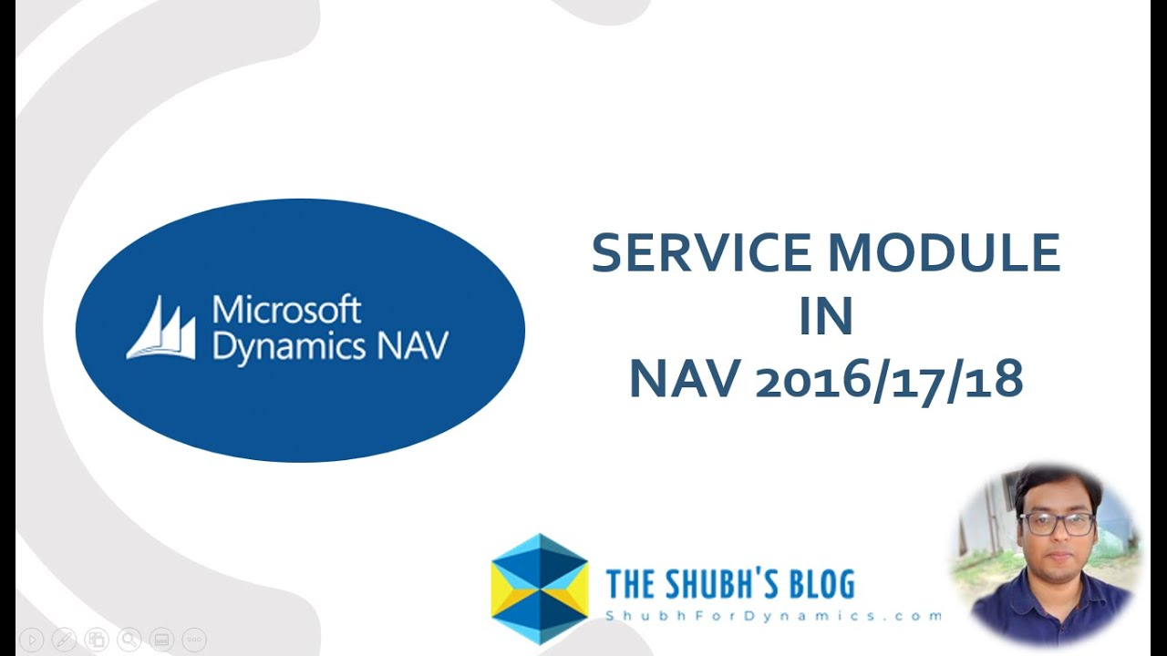 Service Module in NAV - Complete Demonstration in English | 1 Hour 20 Minutes Session