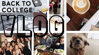 college vlog: back from break // syracuse university thumbnail