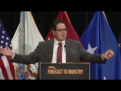 Terry Carpenter – DISA Forecast to Industry 2017