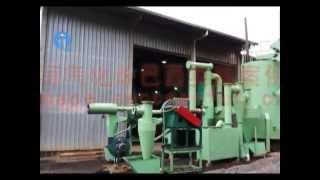 In brazil, HQ biomass gasifier furnace