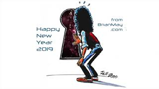 Happy New Year 2019 from Brianmay.com