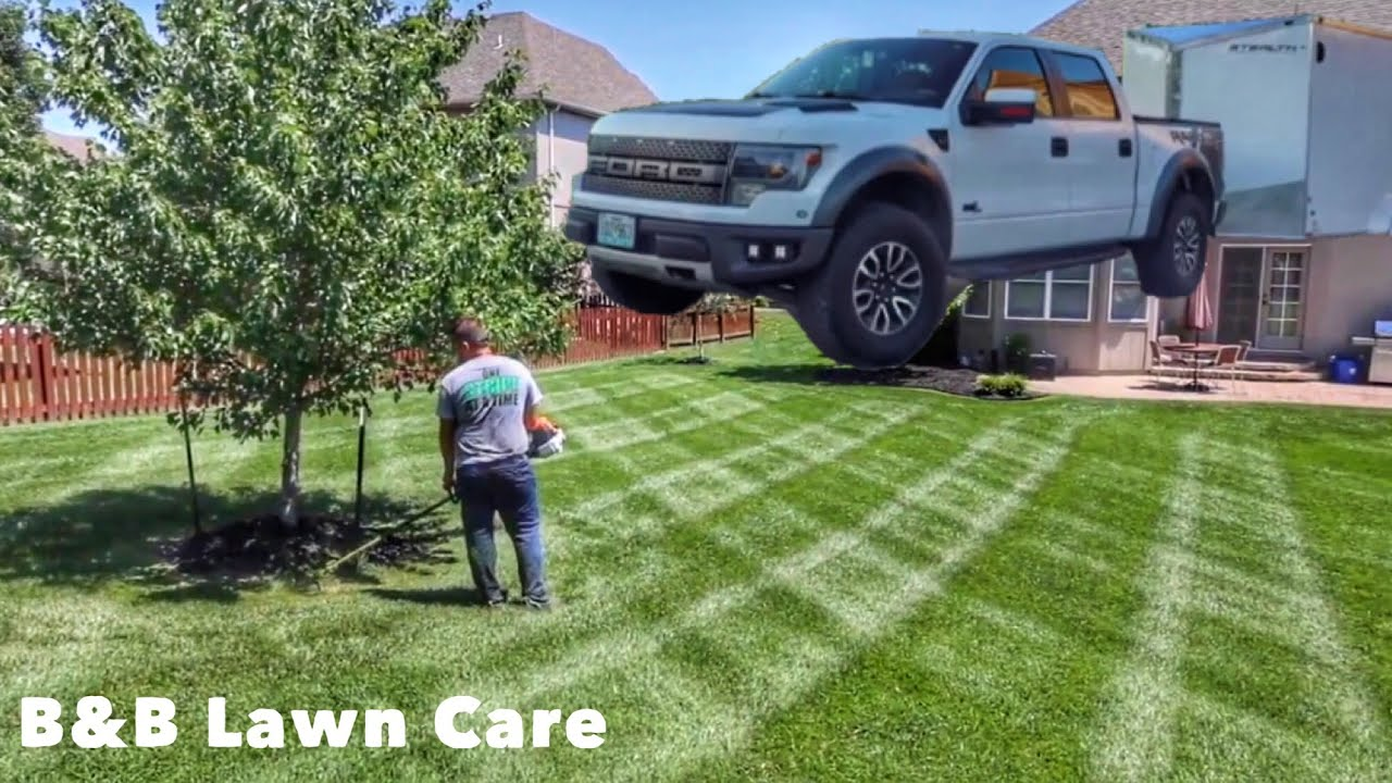 My Most Beautiful Lawn And Landscaping Jobs Youtube