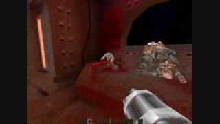 Quake 2 Gameplay : Killing Makron & ID Gallery