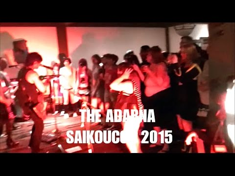 "088 - The Adarna @ SaikouCon performing ""Honestly"" LIVE 2015"