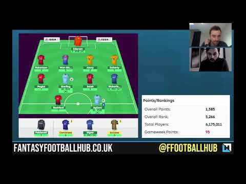 FPL Tips for GW26 from Fantasy Football Hub Will and Mark