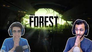 بث مباشر النجاه في الغابه مع سلوم!!!  The Forest