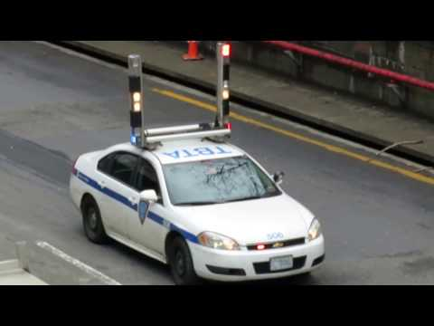 Triborough Bridge and Tunnel Authority Police, NYC