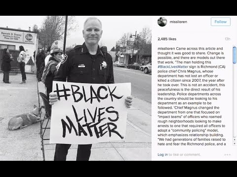 Social media plays major role in national debate on police brutality