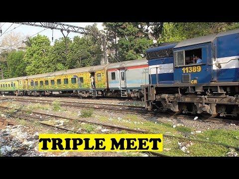 Pune Kolhapur / Ahmedabad Pune Duronto / Hyderabad Mumbai
