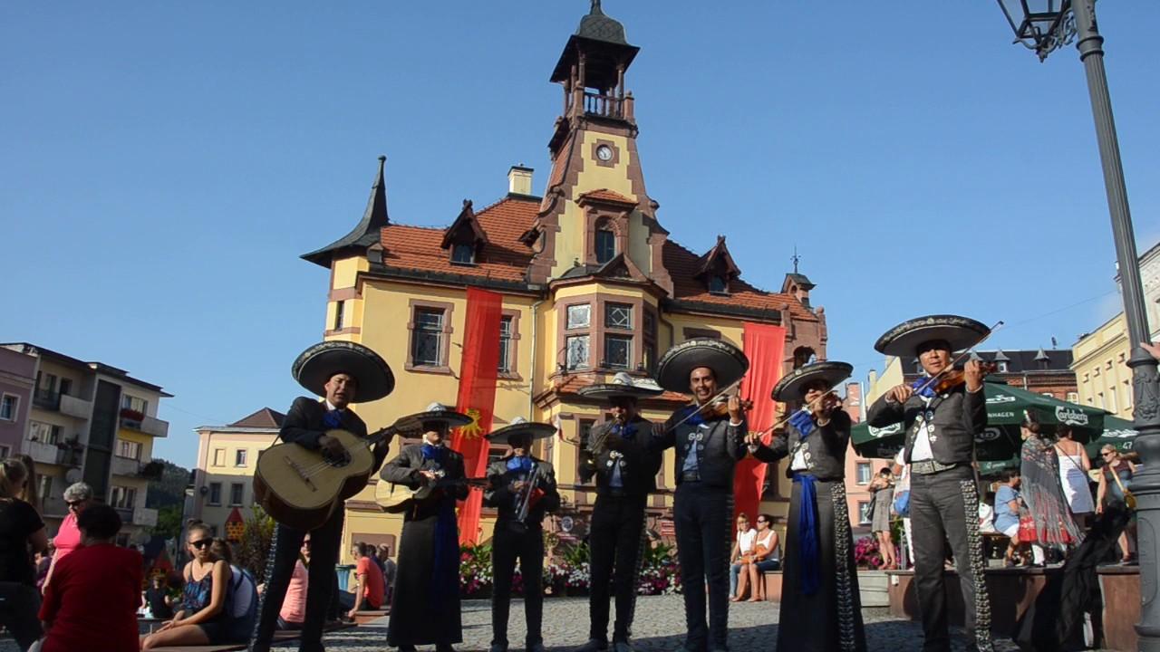 25. Międzynarodowy Festiwal Folkloru w Nowej Rudzie