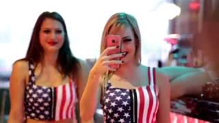 Shine's Girls - Backstage shooting USA