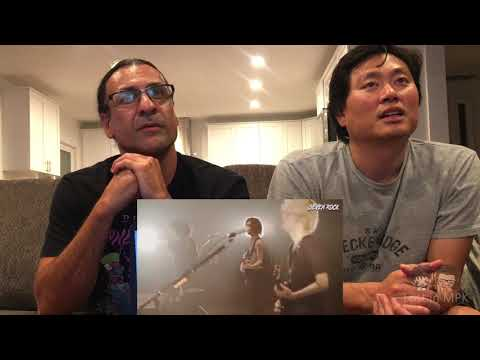 Reaction - ONE OK ROCK - Nobody's Home Live
