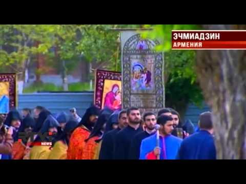 Армянская церковь причислила к лику святых полтора миллиона человек