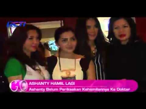Hamil, Ashanty Berseri-seri