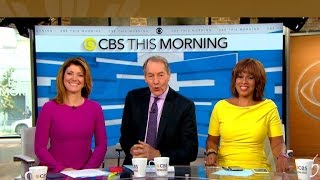 """Charles Osgood tribute: """"CBS This Morning,"""" """"Today,"""" """"GMA"""""""