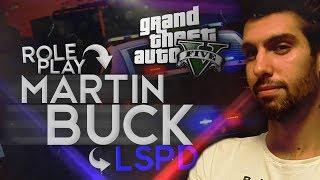 GTA V ROLEPLAY - MARTIN BUCK #LSPD - Na żywo