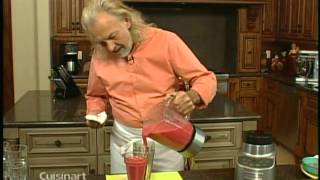 Cuisinart All-fruit Smoothie And Milkshake Recipe Video