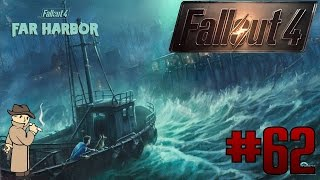 Fallout 4 62 - Город в тумане DLC Far Harbor
