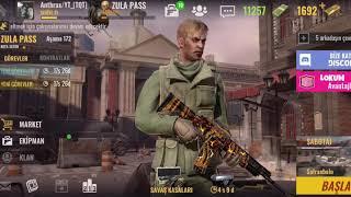 Zula Mobile Anthrax Alın Size 3000 TL ' lik Envanter