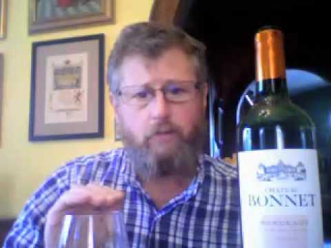 Bordeaux Wine Buffs: Chateau Bonnet Bordeaux Red 2007 by Rob Moshein #15
