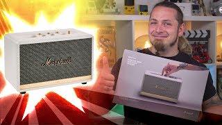 MARSHALL ACTON 2 �� Taugt der Premium-Lautsprecher?