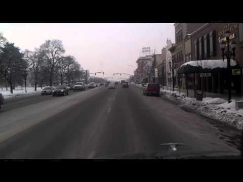 Logan, Utah on US 91