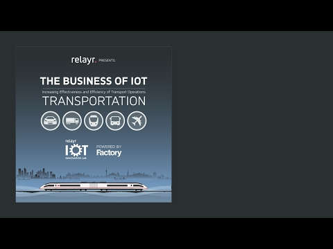 The Business of IoT: Transportation - The hackable train station