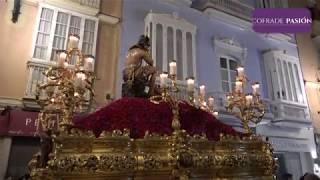 Stmo. Cristo de la Humildad y Paciencia por la C/ Ancha (Semana Santa Cádiz 2019)