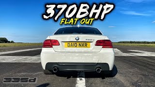 IS A TUNED BṀW 335D ACTUALLY FAST? ..ONE WAY TO FIND OUT!