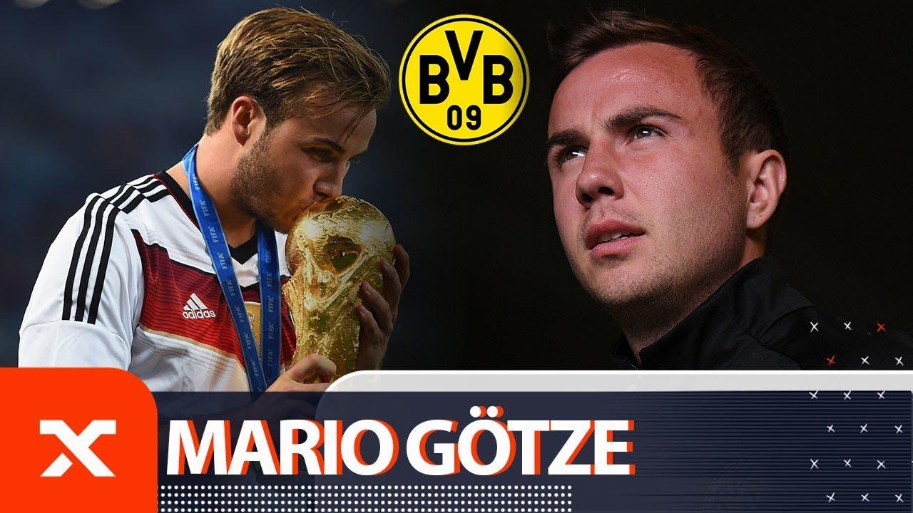 Abschied? Mario Götze und Borussia Dortmund gehen wohl getrennte Wege | Borussia Dortmund | SPOX