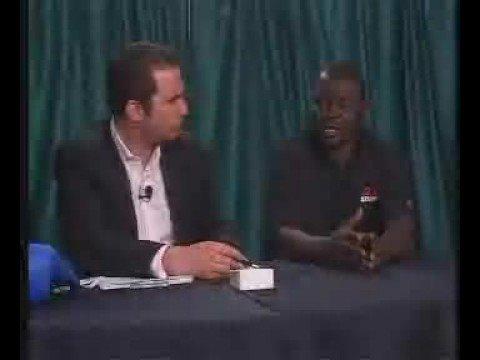 Peter Maniatis interviews Azuma Nelson Part 1 C31 KO Boxing Show Jeff Fenech, Don King, Mike Tyson