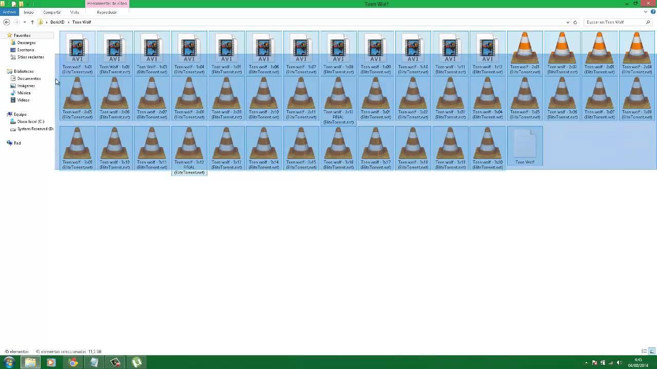 Descargar todas las capitulos de Teen wolf y todas las temporadas 1.2.3.4.