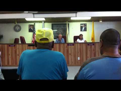 Navajo Nation Chapter Corruption Tiis Tsoh Sikaad Chapter aka Burham chapter meeting 8-10-14