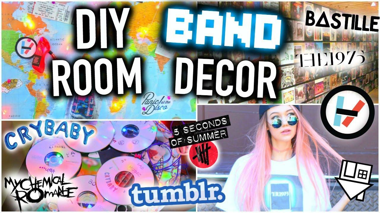 Panic At The Disco Room Decor