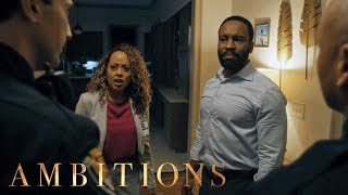 Titus is Shocked When Cops Show Up to Arrest Him | Ambitions | Oprah Winfrey Network