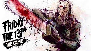 Friday the 13th: The Game - Безжалостный Джейсон не знает пощады