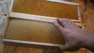 8. Что делать если не хватает 145 рамок с сушью? - Часть 1. Пчеловодство.