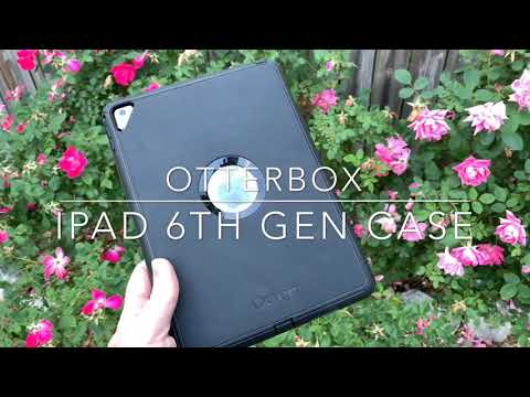 OtterBox iPad 6th Generation Full 100 Review