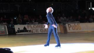 Earthquake  - Plushenko - Florence Ice Gala - 29/04/2017