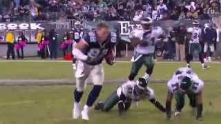 WK9 Can't Miss Play  Jason Witten no helmet catch and run