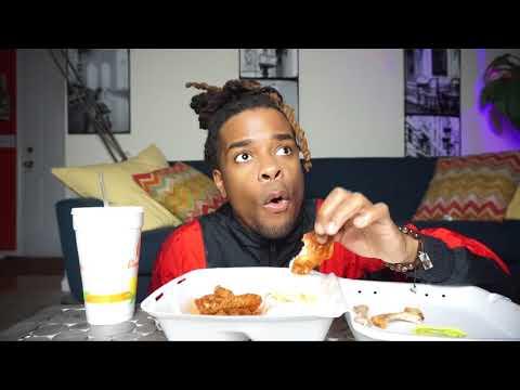 Intimate (MUKBANG) Eating Show W/ American Deli