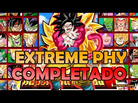 EXTREM PHY SUPER BATTLE ROAD COMPLETADO! GUÍA EQUIPO Y ESTRATEGIA  - DOKKAN BATTLE ESPAÑOL