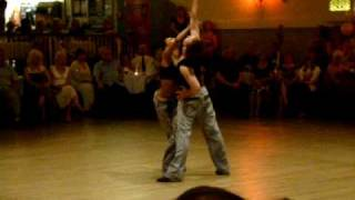 Ekaterina Sokolova & Neil Jones Rumba.mpg