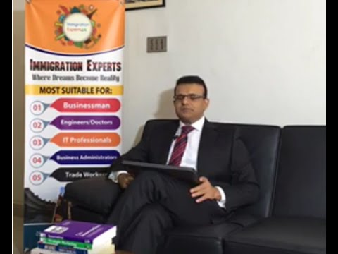 Session on New Zealand immigration With Mr. Rizwan Ul Haque